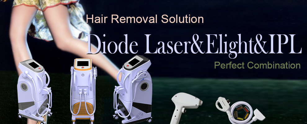 Permanent Diode Laser Hair Removal