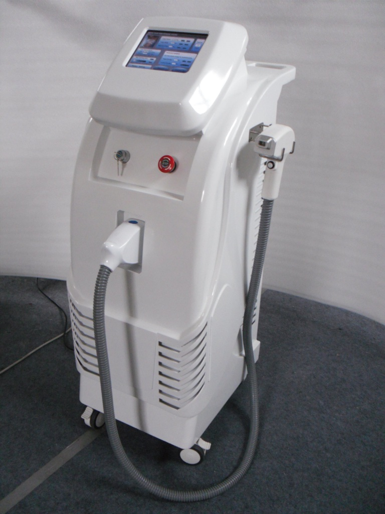 HAIR Removal Hifu Beauty Machine 808nm Diode Laser High Power Laser Epilator