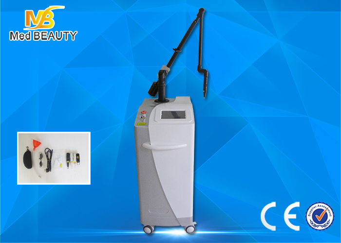 Medical  Laser Tattoo Removal Equipment Double Lamps 1064nm 585nm 650nm 532nm
