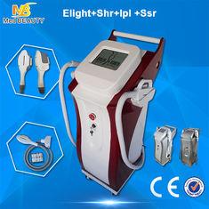 চীন SHR E - Light IPL Beauty Equipment 10MHZ RF Frequency For Face Lifting সরবরাহকারী
