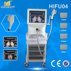 চীন Beauty Salon High Intensity Focused Ultrasound Machine For Skin Rejuvenation সরবরাহকারী