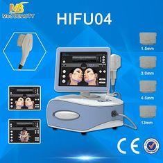 চীন Portable Hifu Machine Beauty Equipment Superficial Deel Dermis And SMAS সরবরাহকারী