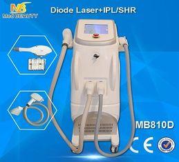 চীন Painless Diode Laser Hair Removal , Permanent 808nm IPL SHR Hair Removal Machine সরবরাহকারী