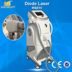 চীন Professional Beauty Salon Equipment 808nm Diode Laser For Hair Removal সরবরাহকারী