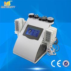 চীন Ultrasonic Cavitation Vacuum Liposuction Laser Bipolar Roller Massage RF Beauty Machine সরবরাহকারী