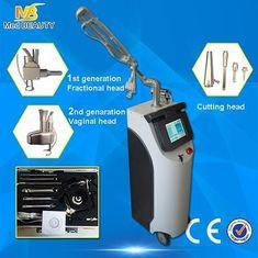 চীন Medical 10600 nm Co2 Fractional Laser , Vertical Scar Removal Machine সরবরাহকারী