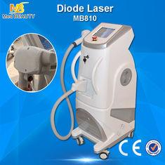 চীন ABS Machine Shell 810nm Diode Laser Machine For Permanent Hair Removal সরবরাহকারী