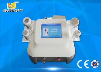 চীন Face Lifting Ultrasonic Cavitation Rf Slimming Machine , 8 Inch Color Touch Screen সরবরাহকারী