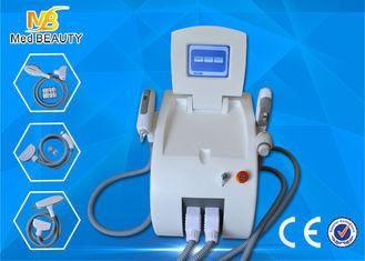 চীন White IPL SHR RF ND YAG LASER IPL Beauty Equipment Vertical Type সরবরাহকারী