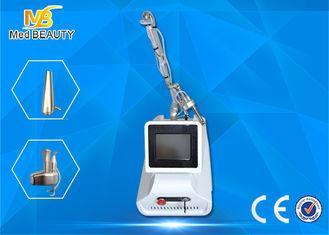 চীন Portable Co2 Fractional Laser CO2 Laser Cutting Machine 10600nm Wavelength সরবরাহকারী