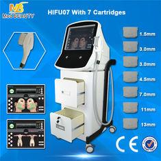 চীন 1000w HIFU Wrinkle Removal High Intensity Focused Ultrasound Machine সরবরাহকারী