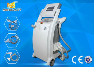 চীন Salon E-Light Ipl RF Hair Removal Machine / Elight Ipl Rf Nd Yag Laser Machine সরবরাহকারী
