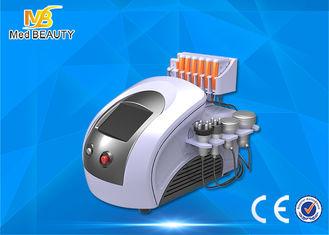 চীন 8 Inch Touch Screen Ultrasonic Vacuum Slimming Machine Lipo Laser Slimming Equipment সরবরাহকারী
