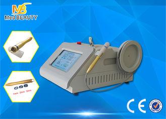 চীন Grey High Frequency Laser Spider Vein removal Vascular Machine সরবরাহকারী