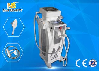 চীন Economic IPL + Elight + RF + Yag IPL RF Laser Intense Pulsed Light Machine সরবরাহকারী