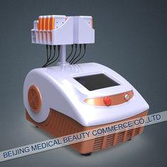 চীন 650nm plus 940nm Laser Liposuction Equipment / Lipo laser slimming machine সরবরাহকারী