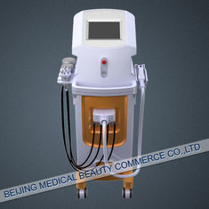 চীন 755nm Ipl Hair Removal Machines with cavitation rf slimming perfect combination সরবরাহকারী