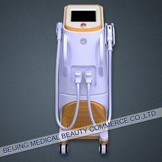 চীন IPL Diode Laser Hair Removal Machine 2 In 1 , E Light Hair Removal সরবরাহকারী