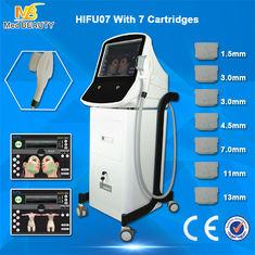 চীন Weight Loss Hifu Slimming Machine Fat Loss / Fat Removal White Color সরবরাহকারী
