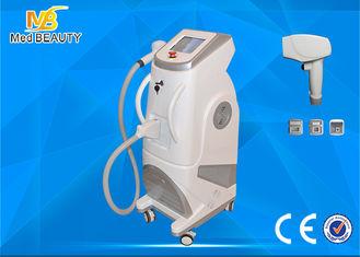 চীন Professional 808nm Diode Pain Free Laser Hair Removal Machines 1-120j / Cm2 সরবরাহকারী