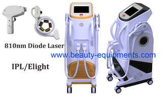 চীন Permanent Diode Laser Hair Removal Equipment , Bipolar Radio Frequency সরবরাহকারী