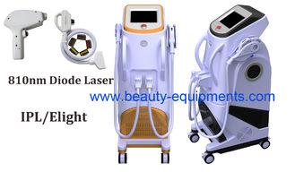 চীন Multi-Function Diode Laser Hair Removal Equipment , Rejuvenation Treatment সরবরাহকারী