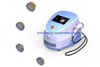 চীন 10mhz Fractional Rf Microneedle Skin Resurfacing , Wrinkle Removal Machine সরবরাহকারী
