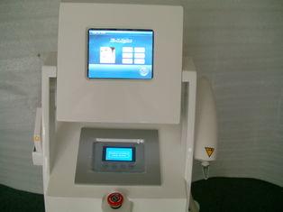 চীন Three System Elight(IPL+RF )+RF +Nd YAG Laser 3 In 1 IPL Beauty Equipment সরবরাহকারী