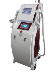 চীন Three System Elight(IPL+RF )+RF +ND YAG LASER 3 In 1 Machine সরবরাহকারী