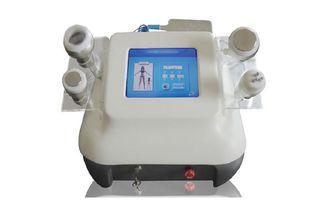 চীন Cavitation+ Tripolar RF + Monopolar RF Beauty Machine + Vacuum Liposuction সরবরাহকারী
