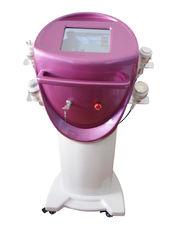 চীন Ultrasonic Cavitation + Monopolar RF+ Tripolar RF Beauty Machine + Vacuum Liposuction সরবরাহকারী
