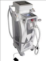 চীন IPL +Elight + RF+ Yag Laser Hair Removal And Tattoo Removal Beauty Equipment সরবরাহকারী