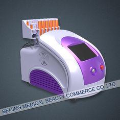 চীন Multifunction Laser Liposuction Equipment Portable With 8 Paddles সরবরাহকারী
