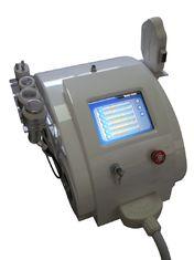 চীন Portable IPL+E-light(Elos) +Cavitation+ Monopolar RF + Tripolar RF+ Vacuum Liposuction সরবরাহকারী