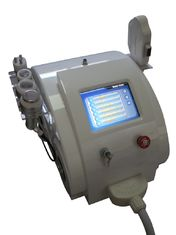 চীন Multifunction Beauty Equipment Portable IPL+Cavitation+RF For Hair Removal And Slimming সরবরাহকারী