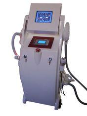 চীন IPL +Elight + RF+ Yag Laser Hair Removal And Tattoo IPL Laser Equipment সরবরাহকারী
