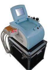 চীন Radiofrequency Laser Liposuction Equipment , 8 Paddles Lipo Laser Plus Cavitation সরবরাহকারী