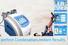 চীন Ultrasonic Cavitation Tripolar RF + Vacuum Slimming Machine 5 In 1 System কারখানা