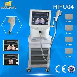 চীন Hifu High Intensity Focused Ultrasound Eye Bags Neck Forehead Removal পরিবেশক