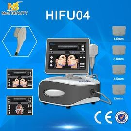 চীন Facial Lifting HIFU Machine Home Beauty Device USA High Technology পরিবেশক