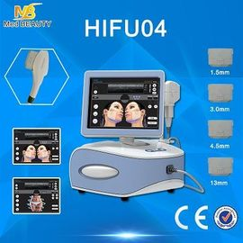 চীন Portable Hifu Machine Beauty Equipment Superficial Deel Dermis And SMAS পরিবেশক