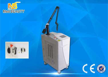 চীন Medical  Laser Tattoo Removal Equipment Double Lamps 1064nm 585nm 650nm 532nm পরিবেশক