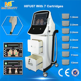 চীন 1000w HIFU Wrinkle Removal High Intensity Focused Ultrasound Machine পরিবেশক