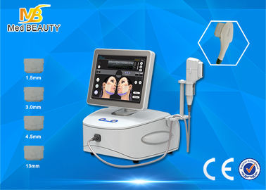 চীন Professional High Intensity Focused Ultrasound Hifu Machine For Face Lift পরিবেশক