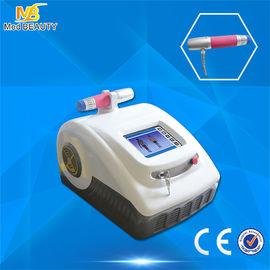 চীন Portable White Shockwave Therapy Equipment For Shoulder Tendinosis / Shoulder Bursitis পরিবেশক