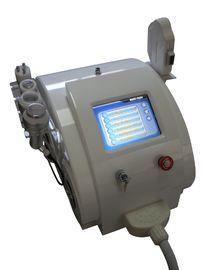 চীন 40KHz Portable IPL Beauty Equipment+RF Hair Removal And Fat Reduction Machine All In One পরিবেশক